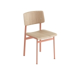 Loft chair, dusty rose/ek