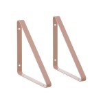 Shelf Hangers 2st , rose