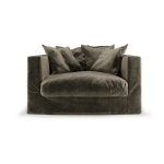 Le Grand Air Loveseat, Fog