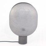 Clam table lamp bordslampa, oxidized