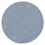 Sixten rund bordstablett 38 cm, dusty blue