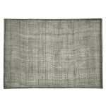 Linen bordstablett 45x32 cm, dark grey