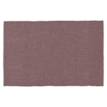 PET matta 90x60 cm, plain dusty pink
