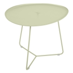 Cocotte bord, willow green