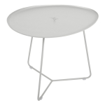 Cocotte bord, steel grey