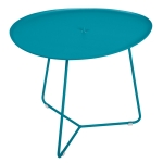 Cocotte bord, turquoise