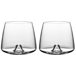 Whiskey glas, 2-pack