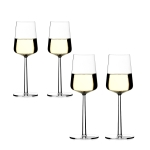 Essence vitvinsglas, 4-pack