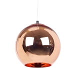 Copper Shade pendel, small