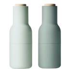 Bottle grinder 2-pack, grön