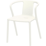 Air Armchair karmstol, off-white