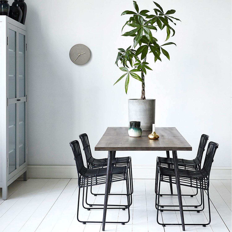 house doctor matbord Club matbord, svartbets – House Doctor – Köp online på Rum21.se house doctor matbord
