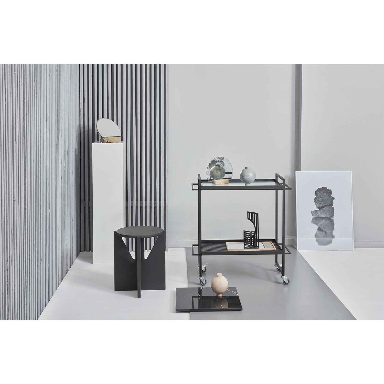 Bauhaus rullvagn, svart Рkristina dam Рk̦p online p̴ rum21.se