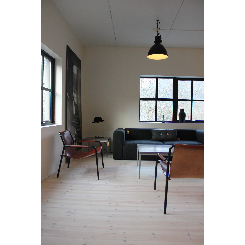 September loungestol, konjak/svart Рox denmarq Рk̦p online p̴ ...