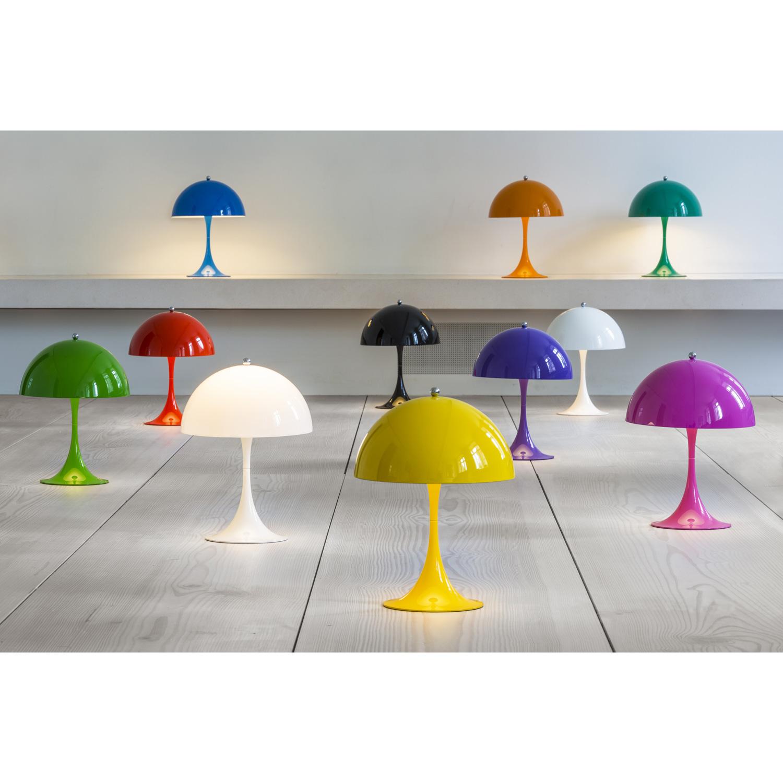 Panthella Mini bordslampa, bl̴ РLouis Poulsen РK̦p online p̴ ...