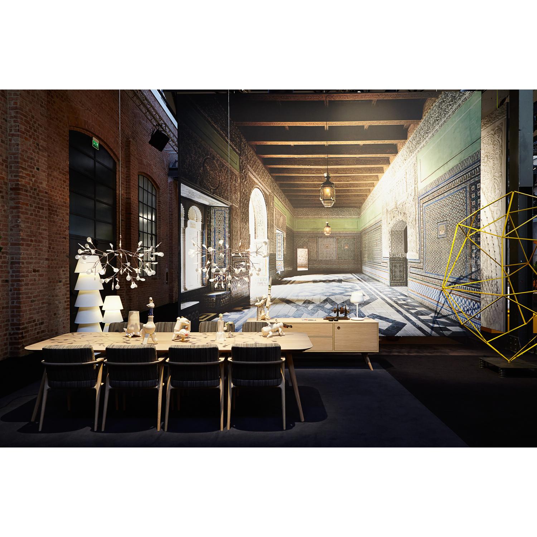 Heracleum taklampa LED, nickel fr̴n Moooi РK̦p online p̴ Rum21.se