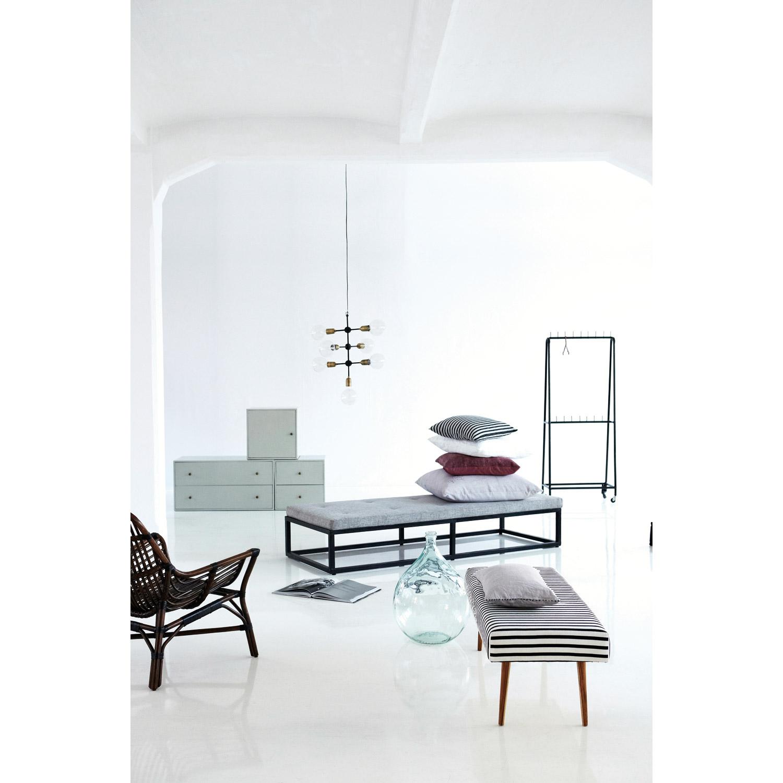 Simple kudde 60x60, vit fr̴n house doctor Рk̦p online p̴ rum21.se