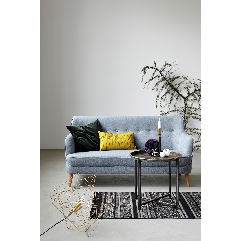 Asymmetric lampskärm, guld – house doctor – köp online pÃ¥ rum21.se