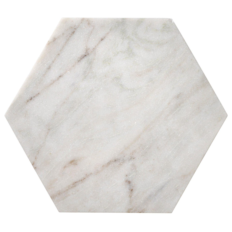Marble Hexagon bricka 54931ff2cbe94