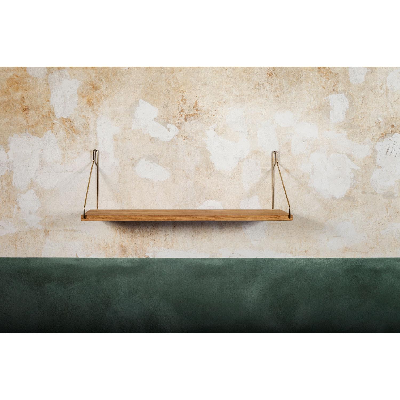 Shelf 60 hylla, mässing – frama – köp online pÃ¥ rum21.se