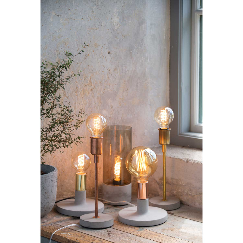 Albin gray bordslampa Рwatt & veke Рk̦p online p̴ rum21.se