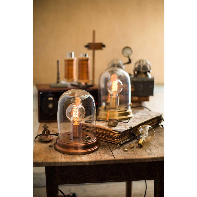 Edison bordslampa, koppar Рwatt & veke Рk̦p online p̴ rum21.se