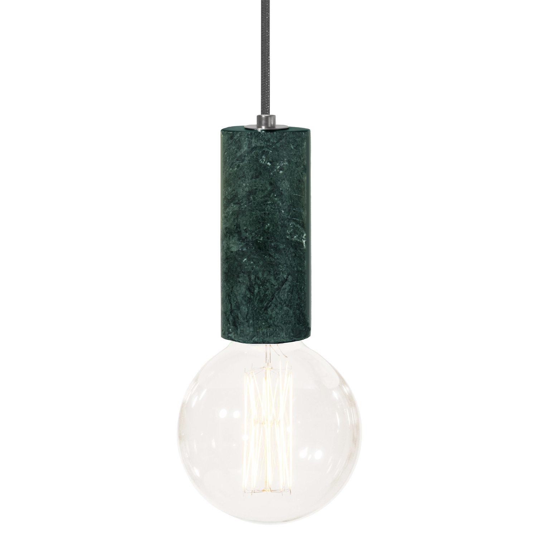 Marble taklampa, gr̦n marmor Рgloben lightning Рk̦p online p̴ ...