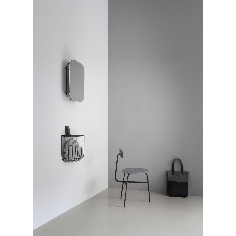 Fuwl cage spegel, svart Рmenu Рk̦p online p̴ rum21.se