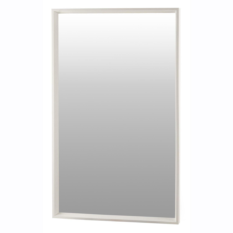 Spegel 6 vit ram fr̴n scherlin Рk̦p online p̴ rum21.se