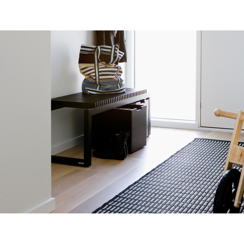 Cutter bänk 120 cm, svart frÃ¥n skagerak – köp online pÃ¥ rum21.se