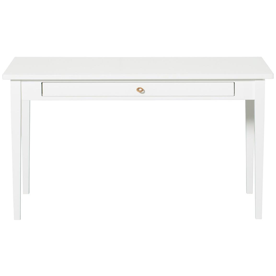 Beställ konsolbord skrivbord från Oliver Furniture. Svart